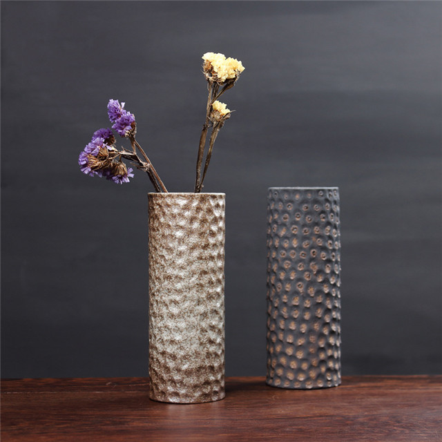 High Quality Wholesale Glazed Home Decor Modern Decoration Ceramic Flower Vase