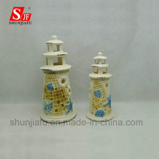 Ceramic Lighthouse Marine Series-LED