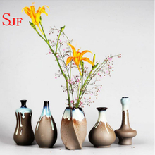 Ceramic Vase Arts and Crafts Contracted Porcelain