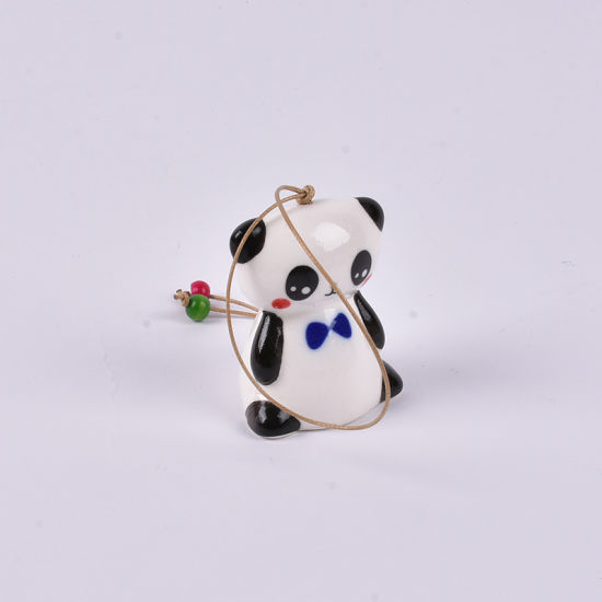Processing Customized Various Cartoon Character Creative Ceramic Small Bells