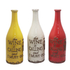 Ceramic Various styles Wine Bottle Design Ceramic Vase