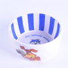 Circular Ceramic Dog Bowl And Ceramic Cat Bowl of Ceramic Pet Bowl