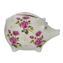 Various animal shapes can be customized Snail style ceramic piggy bank Pet ornaments