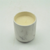 Ceramic marble glazed candle cup
