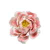 Wedding Supply Home Decor Wedding Decoration Ceramic Flower Figurine Statue Porcelain Flower