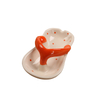 Ceramic Ashtray | Ace Of Hearts Card Slipper ceramic ashtray